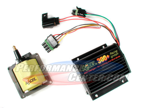 Accel EEC-IV 300+ Series Ignition System