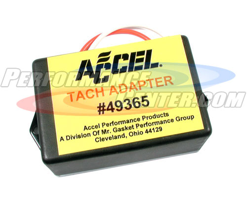 Accel Tach Adapters