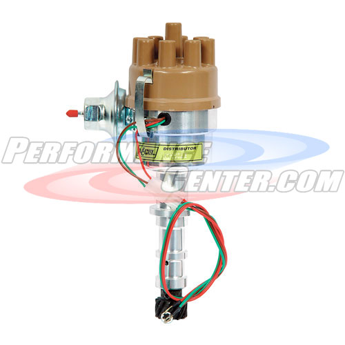 Accel BilletProof 52000 Series Electronic Breakerless Distributor