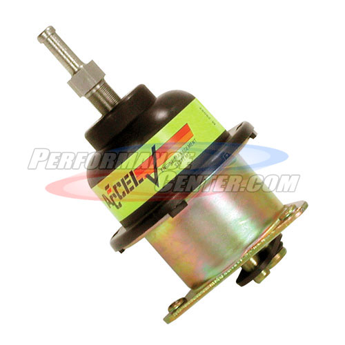 Accel Adjustable Fuel Pressure Regulators