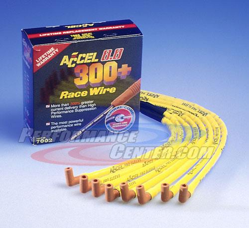 Accel 300+ Ferro-Spiral Ultra Race Spark Plug Wire Set
