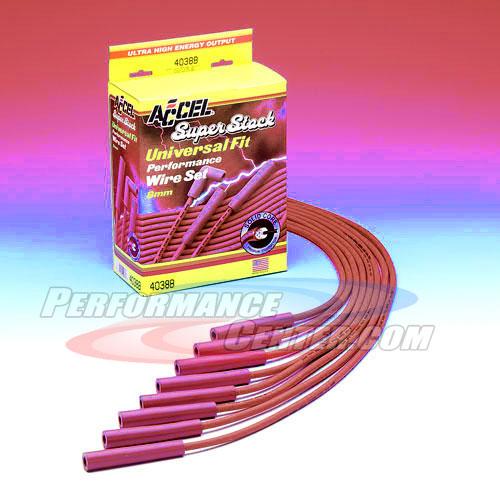 Accel Superstock Spiral Spark Plug Wire Set