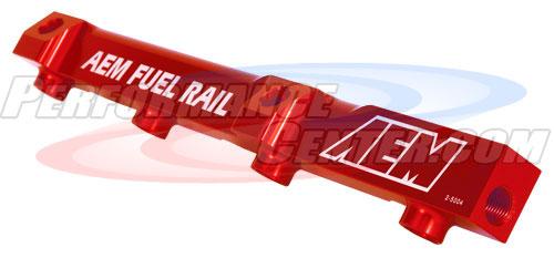 AEM High Volume Fuel Rails