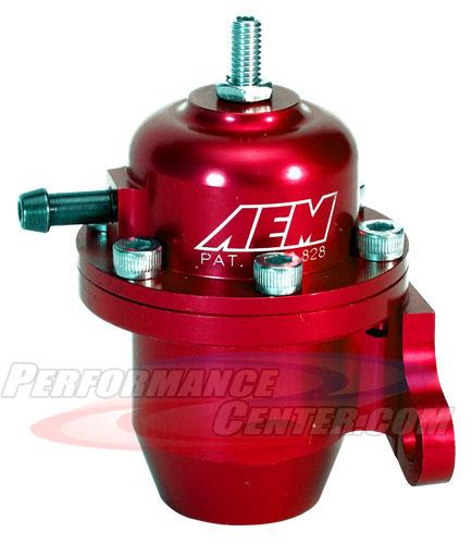 AEM Fuel Pressure Regulators