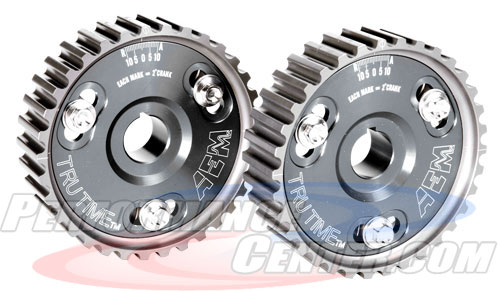 AEM TRU-TIME Adjustable Cam Gears