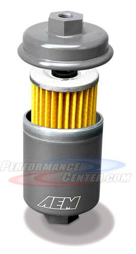 AEM Fuel Filters