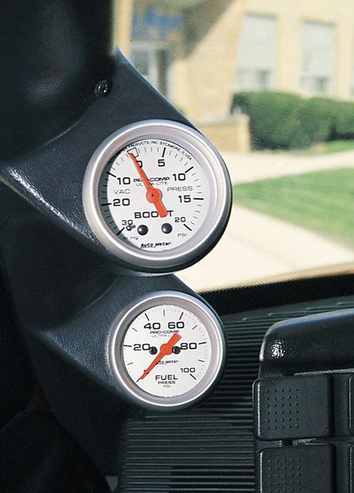 Auto Meter Gauge Pods