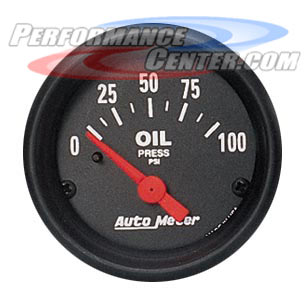 Auto Meter Z-Series Gauges