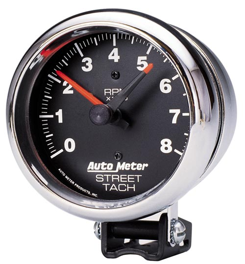 Auto Meter Traditional Chrome Series Guages