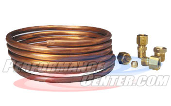 Auto Meter Copper Gauge Tubing