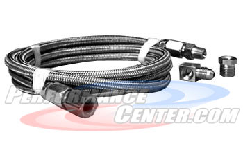Auto Meter Steel Braided Guage Hoses