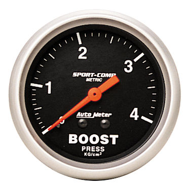 Auto Meter METRIC Series Gauges