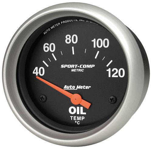 Auto Meter METRIC Series Gauges