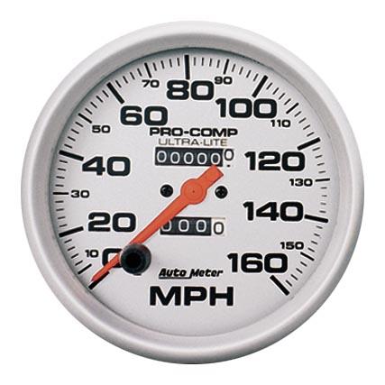 Auto Meter Ultra-Lite Series Gauges