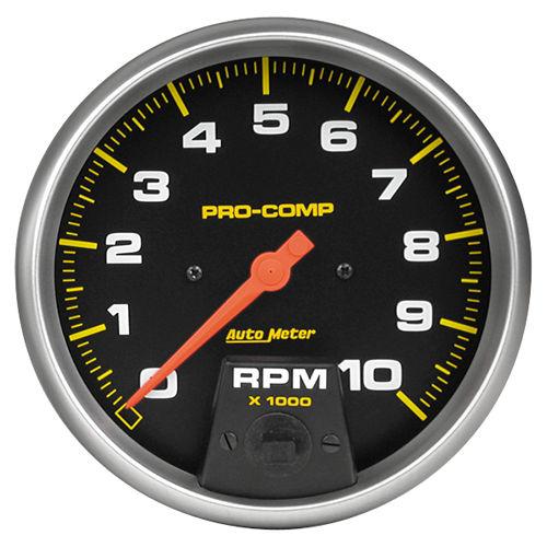 Auto Meter Pro Comp Series Gauges