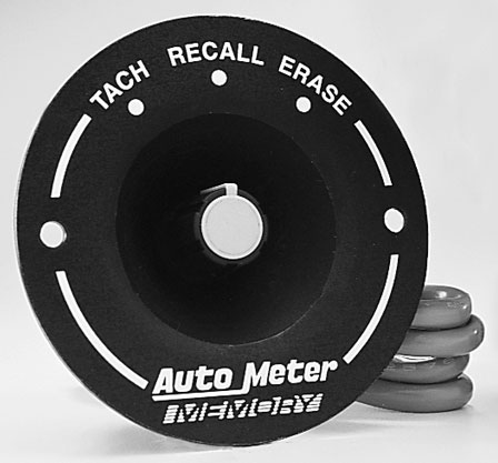 Auto Meter Rotary Memory Switch