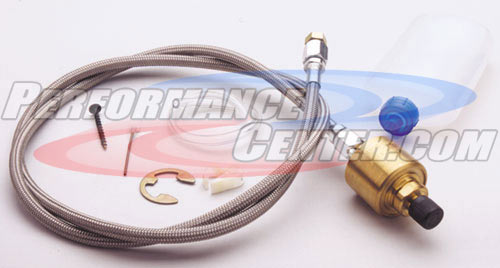 Auto Meter Fuel Pressure Isolator Kit