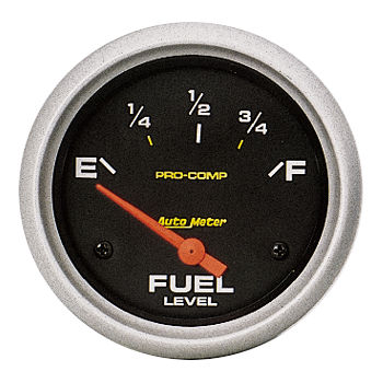 Auto Meter Pro Comp Series Gauges