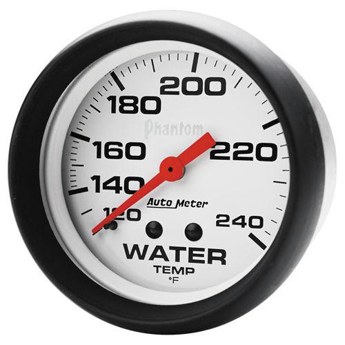 Auto Meter Phantom Series Gauges