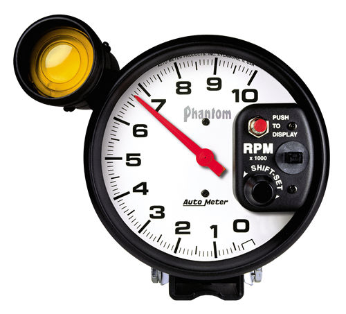 Auto Meter Phantom Series Gauges
