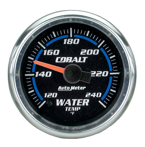Auto Meter Cobalt Series Gauges