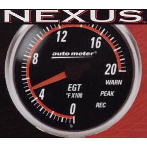 Auto Meter Nexus Series Gauges