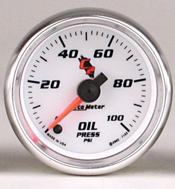 Auto Meter C2 Series Gauges