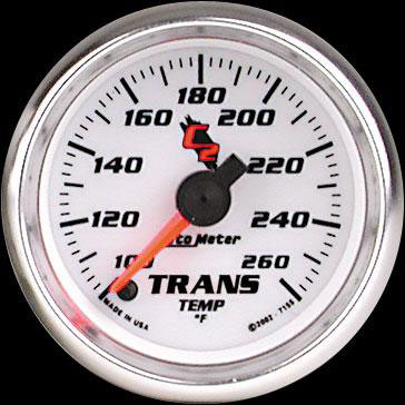 Auto Meter C2 Series Gauges