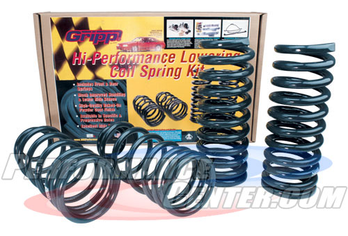 BBK Gripp Lowered Coil Springs
