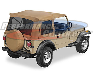 Bestop Supertop Soft Top