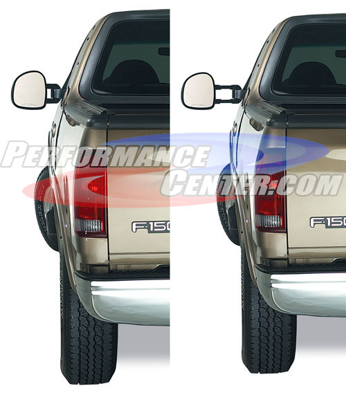 Bestop Extendable Towing Mirrors