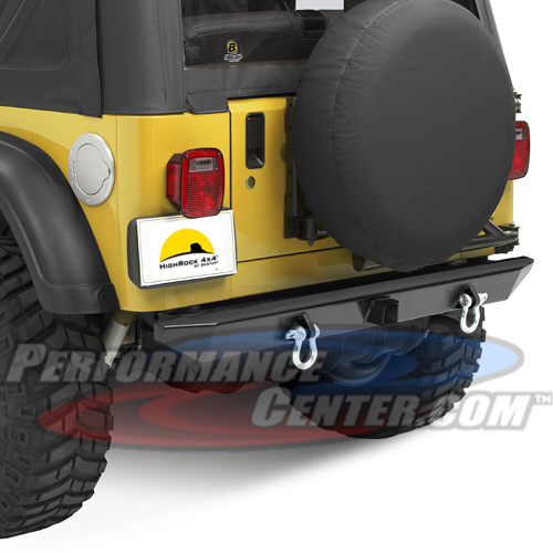 Bestop High Rock 4X4 Bumper