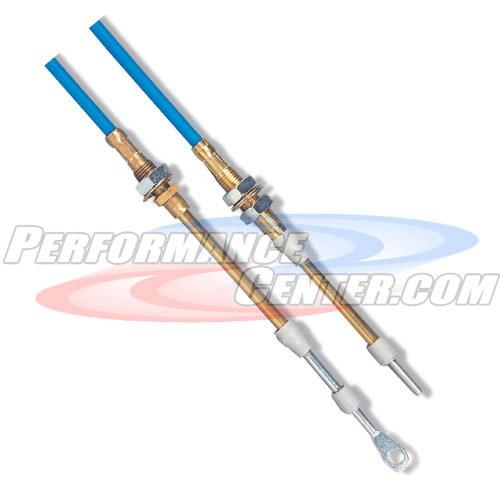 B&M Unimatic Blue Jacket Shifter Cable