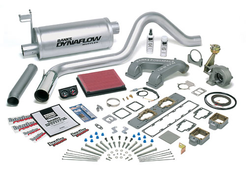 Banks Powerpack Work & Tow System
