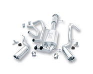 Borla T-304 Stainless Steel Exhaust Systems
