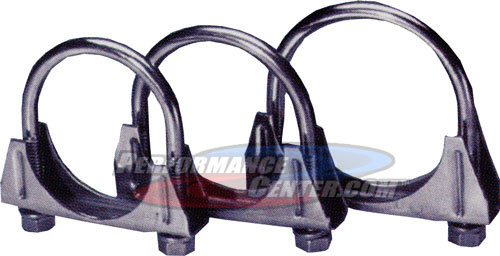 Borla Stainless Exhaust Clamps