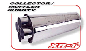 Borla Shorty Collectors Muffler