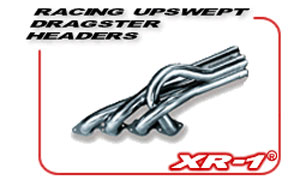 Borla XR-1 Racing Headers