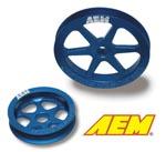 AEM Tru-Power Pulleys