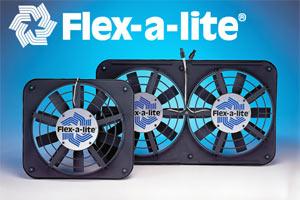 Flex-A-Lite Electric Fans