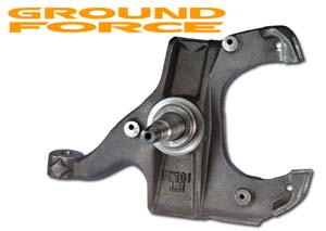 Ground Force Drop Spindles