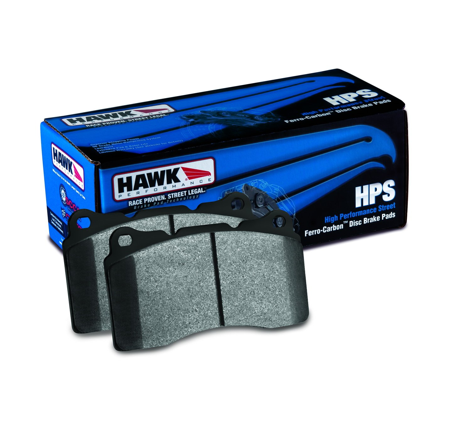 Hawk HPS Ferro Carbon Disc Brake Pads