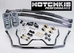 Hotchkis Total Vehicle System (TVS) Handling Kit