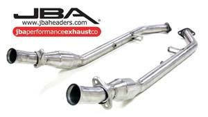 JBA Y-Pipes & Mid Pipes