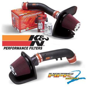 K&N 57 Series Cold Air Intake FIPK