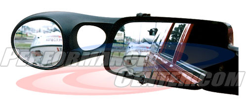 Cipa Clip-On Universal Towing Mirror