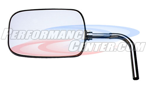 Cipa Window Mount Slide Out Towing Mirror
