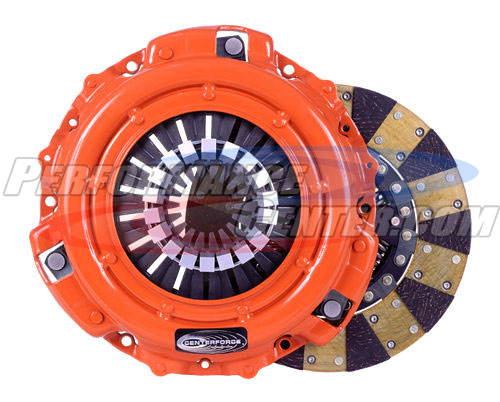 Centerforce Dual Friction Clutch Disk & Pressure Plate
