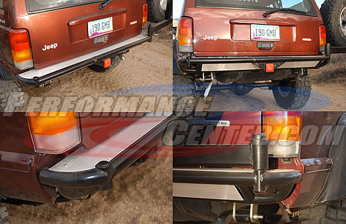 Daystar Rear Bumpers