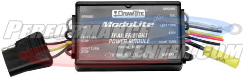 Draw Tite ModuLite Adapter And Module